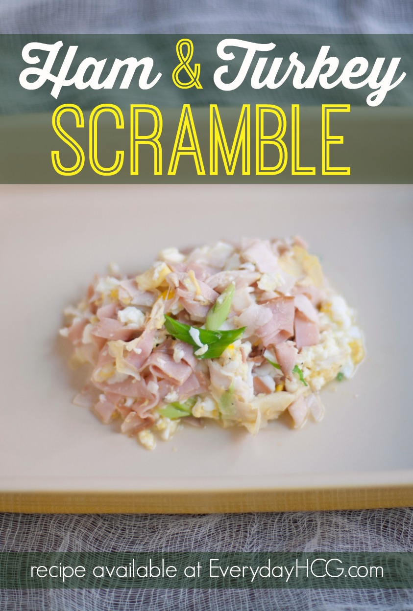 Ham and Turkey Scramble v